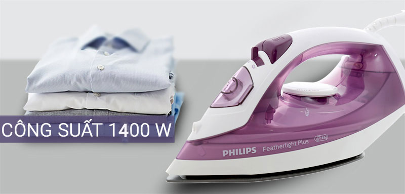 Image result for bàn ủi hơi nước philips gc1426