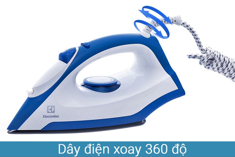 Bàn ủi khô Electrolux EDI2004