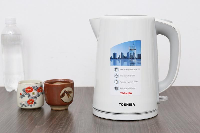 Bình đun siêu tốc Toshiba PHK-17FM(W)VN