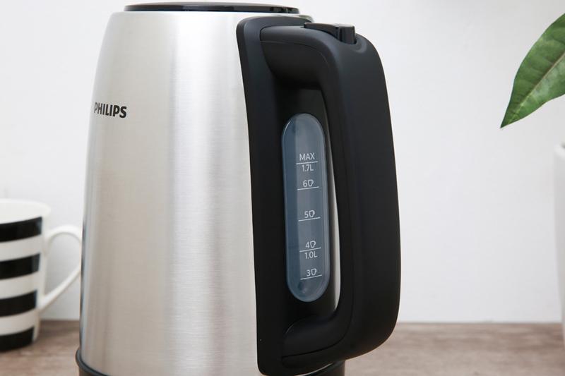 Phù hợp sử dụng gia đình - Bình đun siêu tốc Philips HD9350