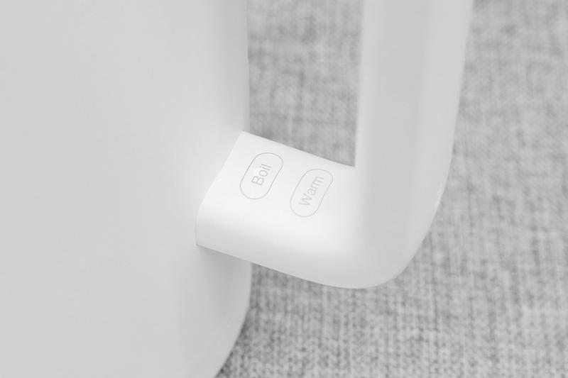 Điều khiển nút nhấn - Bình siêu tốc Xiaomi ZHF4012GL