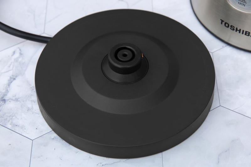 Đế tiếp điện Strix chất lượng - Bình đun siêu tốc Toshiba 1.7 lít KT-17SH1NV