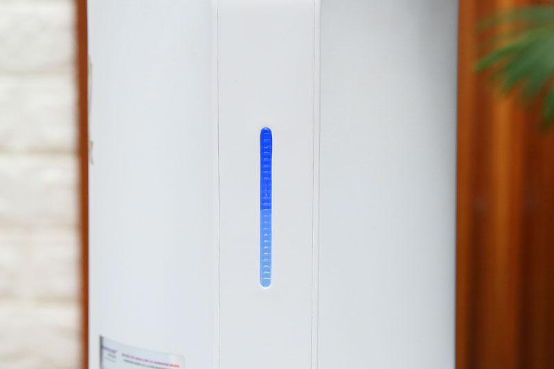 Có cột hiển thị mực nước - Bình đun siêu tốc Sunhouse Mama 1.7 lít SHD1386 Trắng