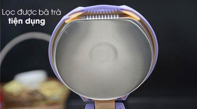 Lọc được bã trà - Bình siêu tốc Philips 1.7 lít HD9312