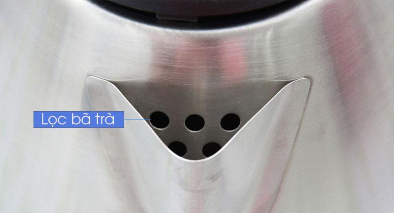 Lọc bã trà - Bình siêu tốc Kangaroo 1.8 lít KG-338