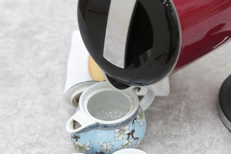 Bình đun cung cấp nước nóng nhanh chóng khi cần