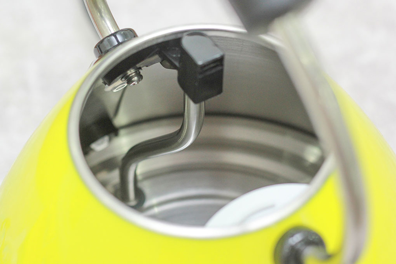 Bình đun siêu tốc Kangaroo KG641 - Thanh nhiệt thẳng, giúp đun sôi nhanh hơn