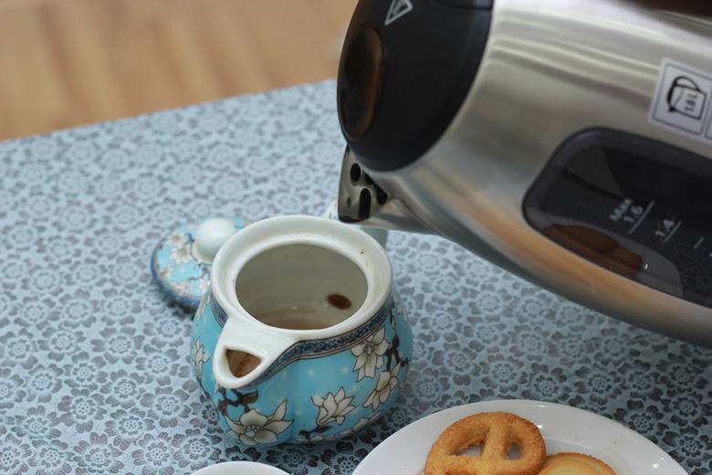 Thưởng thức trà nóng bất cứ khi nào bạn muốn