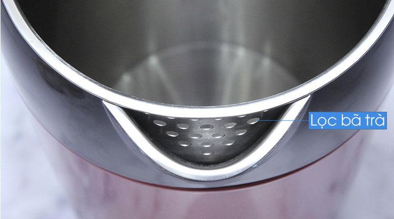 Lọc bã trà - Bình siêu tốc Midea 1.7 lít MK-317DR