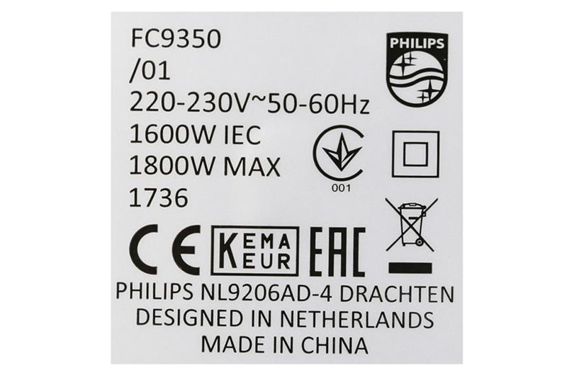Máy hút bụi Philips FC9350-3