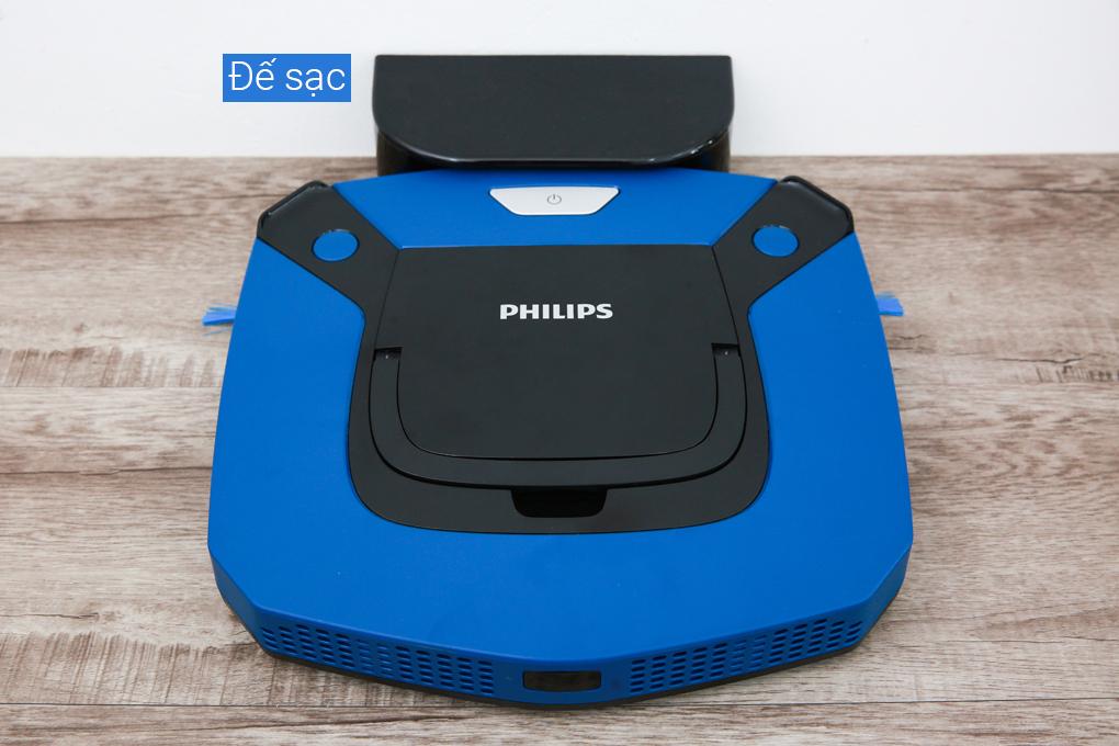 Pin sạc tuổi thọ cao - Máy hút bụi Philips FC8792