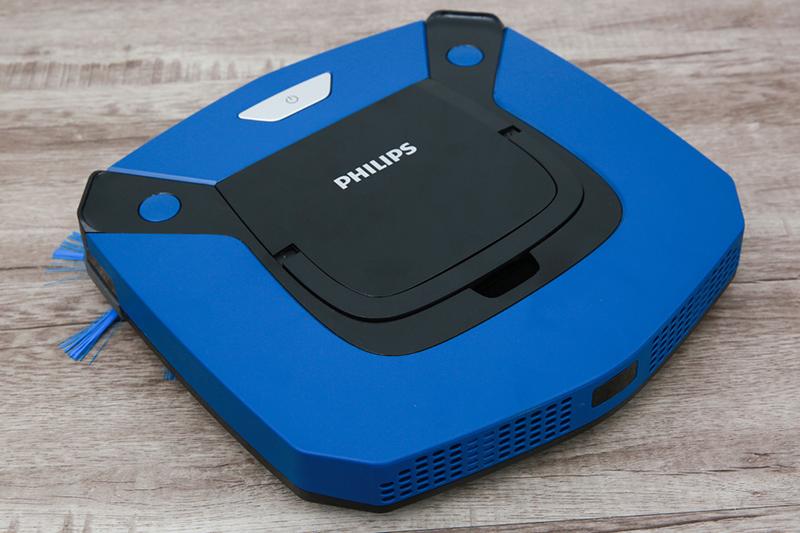 Gọn gàng, tinh tế, sang trọng - Máy hút bụi Philips FC8792