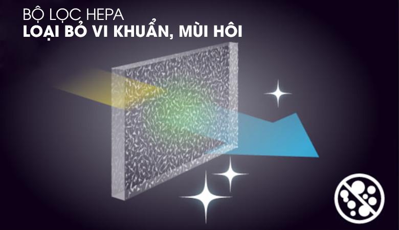 Cho không khí sạch an toàn - Máy hút bụi công nghiệp Panasonic MC-YL637SN49 2300 W
