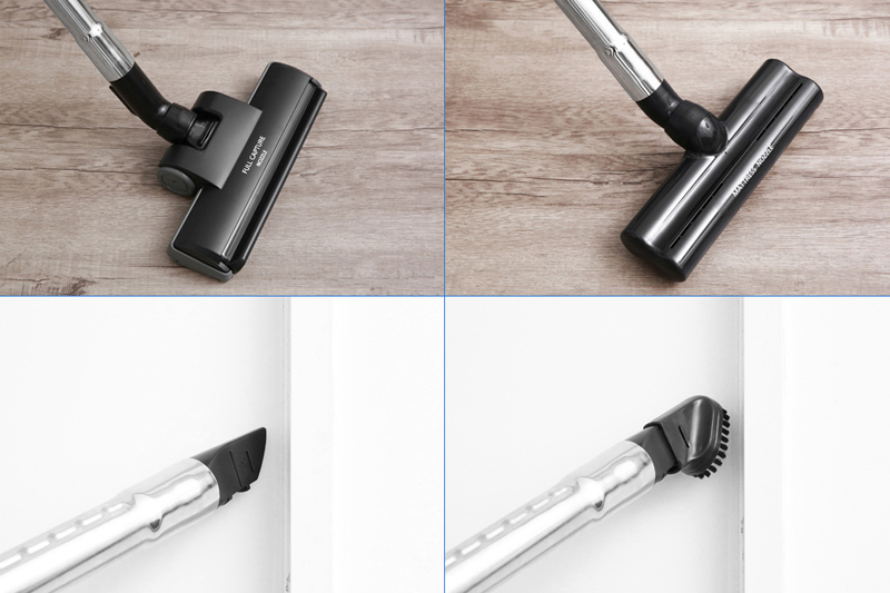Làm sạch mọi ngóc ngách - Máy hút bụi Panasonic MC-CL777HN49 2100 W