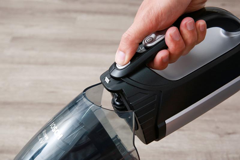 Dễ dùng - Máy hút bụi cầm tay Bosch HMH.BHN14090
