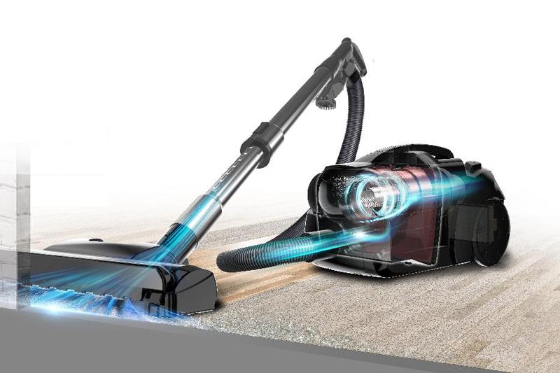 Công nghệ hút xoáy tiên tiến - Máy hút bụi Panasonic MC-CL779RN49 2200W
