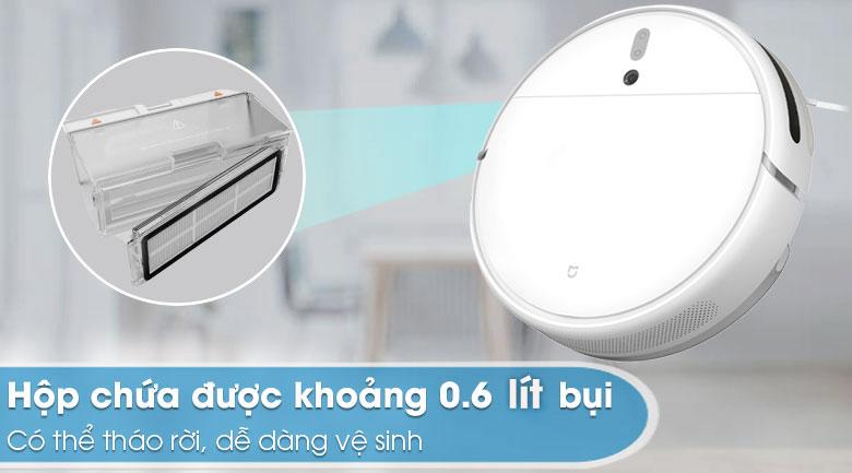 Dung tích hút - Robot hút bụi lau nhà Xiaomi Vacuum Mop SKV4093GL