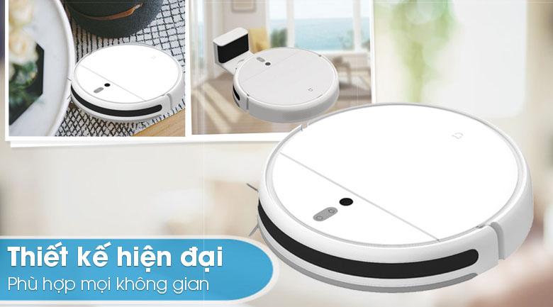 Màu trắng đơn giản - Robot hút bụi Xiaomi Vacuum Mop SKV4093GL