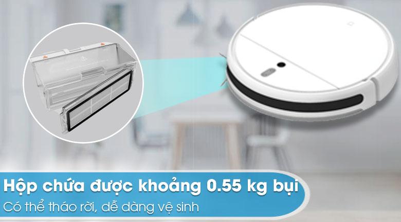 Hộp chứa bụi - Robot hút bụi Xiaomi Vacuum Mop SKV4093GL