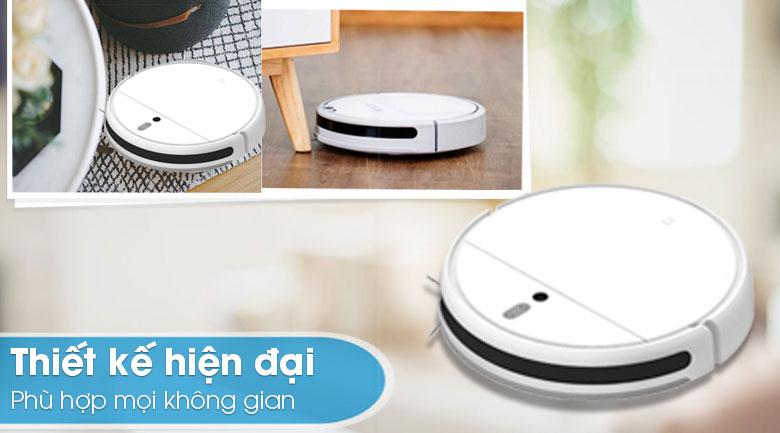 Thiết kế đơn giản - Robot hút bụi Xiaomi Vacuum Mop SKV4093GL