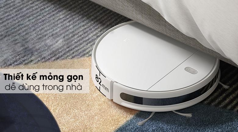 Robot hút bụi Xiaomi Vacuum Mop Essential SKV4136GL - Thiết kế đẹp mắt, trẻ trung,