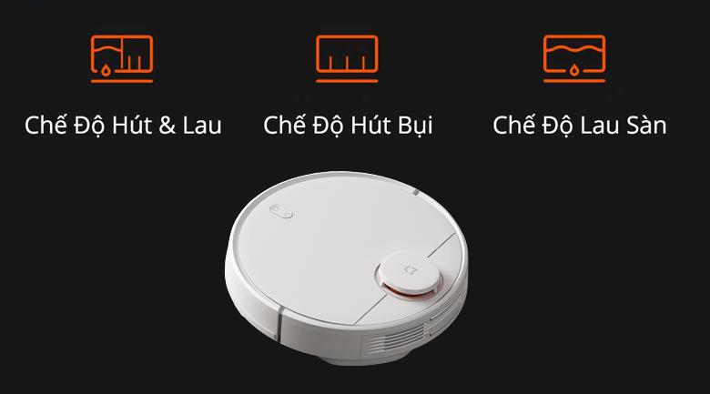 Robot hút bụi 2 trong 1 - Robot hút bụi Xiaomi Vacuum Mop Pro SKV4110GL