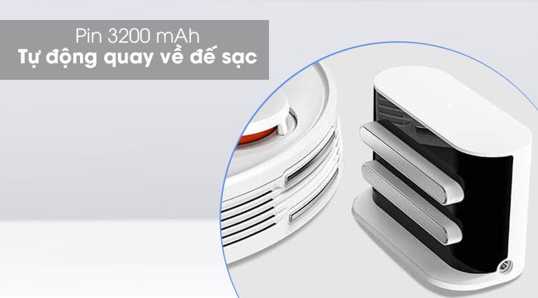 Pin khỏe - Robot hút bụi Xiaomi Vacuum Mop Pro SKV4110GL