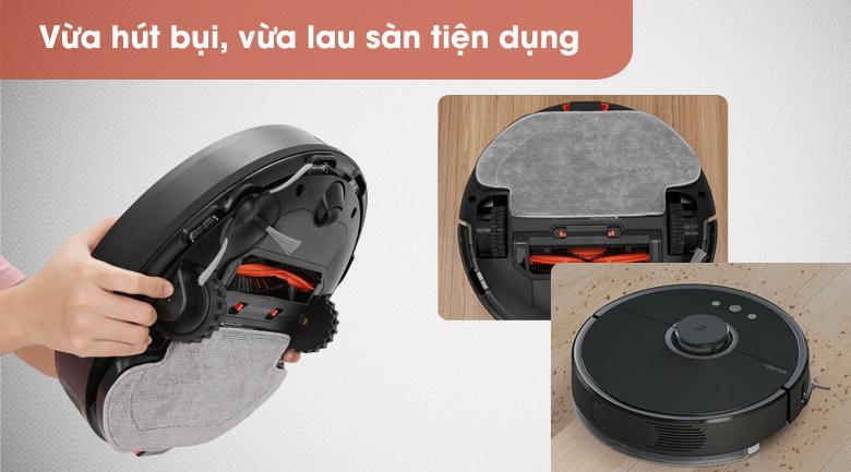 2 trong 1 - Robot hút bụi Xiaomi Vacuum Mop Pro SKV4109GL