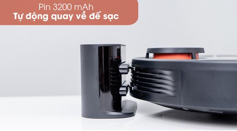 Pin khỏe - Robot hút bụi Xiaomi Vacuum Mop Pro SKV4109GL