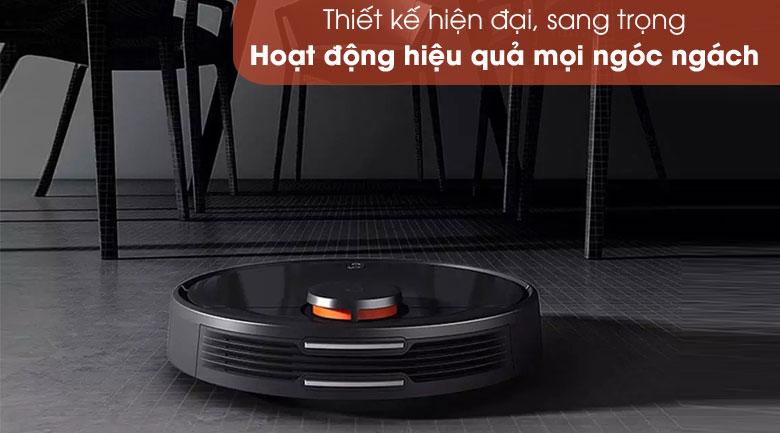 Mỏng gọn, sang trọng - Robot hút bụi Xiaomi Vacuum Mop Pro SKV4109GL