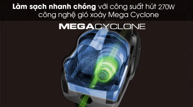 Công suất hút - Máy hút bụi Panasonic MC-CL575KN49