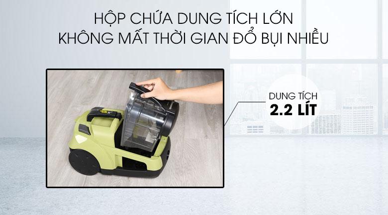 Hộp chứa bụi - Máy hút bụi Panasonic MC-CL571GN49 1600W