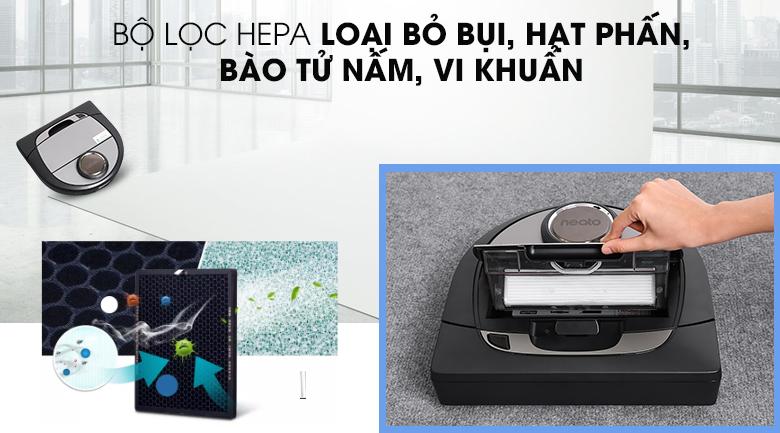 Hepa Robot hút bụi Neato Botvac D7 Connected 945-0270