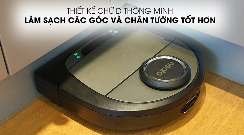 Thiết kế Robot hút bụi Neato Botvac D7 Connected 945-0270