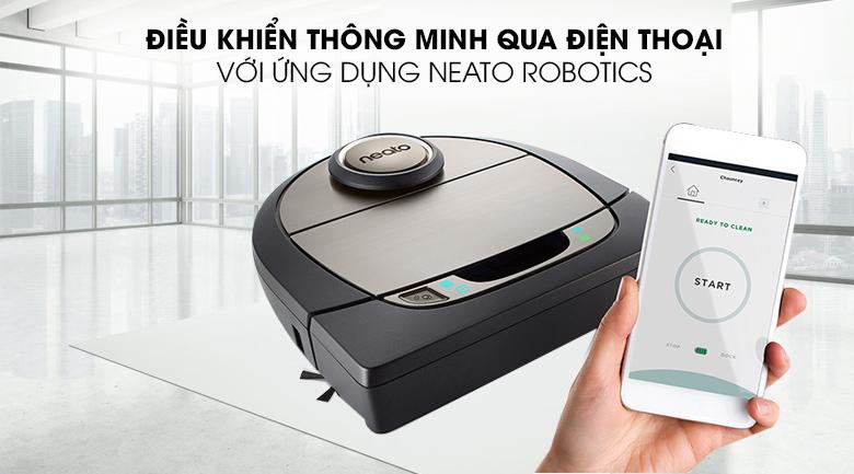 dieu khien Robot hút bụi Neato Botvac D7 Connected 945-0270