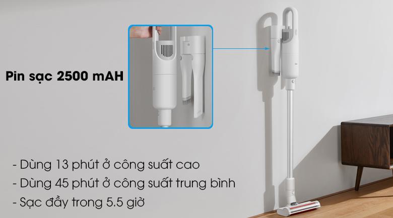 Pin sạc - Máy hút bụi cầm tay Xiaomi BHR4636GL