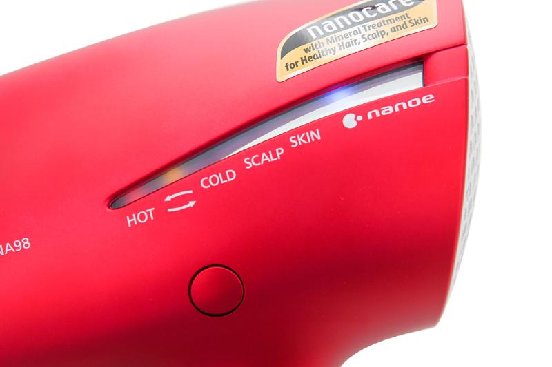4 chế độ chuyên biệt chăm sóc tóc, da dầu, da mặt tốt hơn - Máy sấy tóc Panasonic EH-NA98RP645