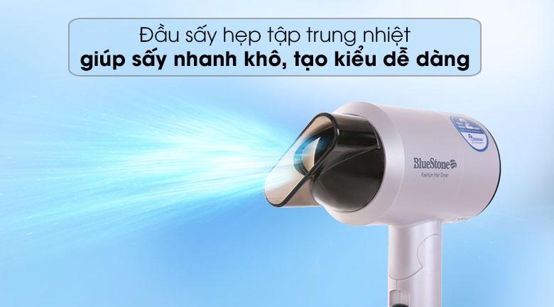 Máy sấy tóc Bluestone HDB1827 - Tập trung sấy nhanh và dễ tạo kiểu