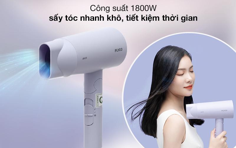 Công suất - Máy sấy tóc Flyco FH6277VN