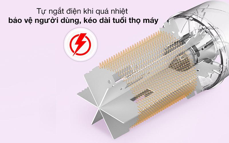 Tự ngắt - Máy sấy tóc Flyco FH6277VN