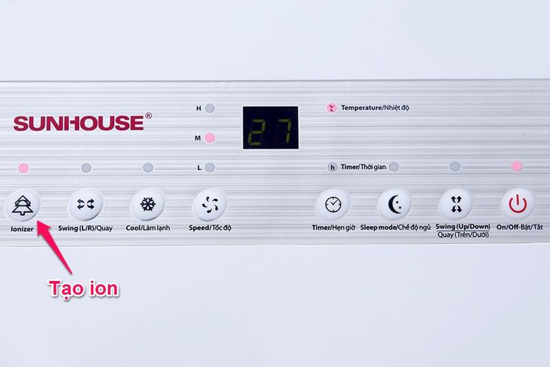 Máy làm mát không khí Sunhouse SHD7720