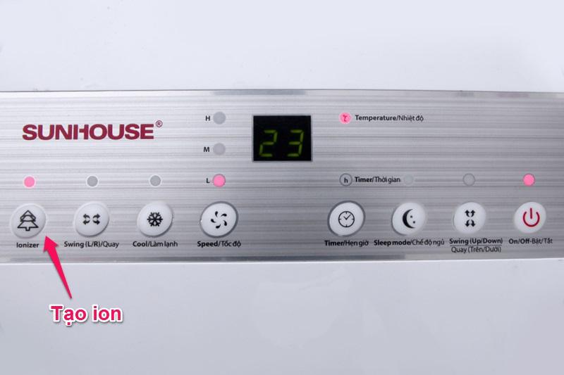Máy làm mát không khí Sunhouse SHD7721