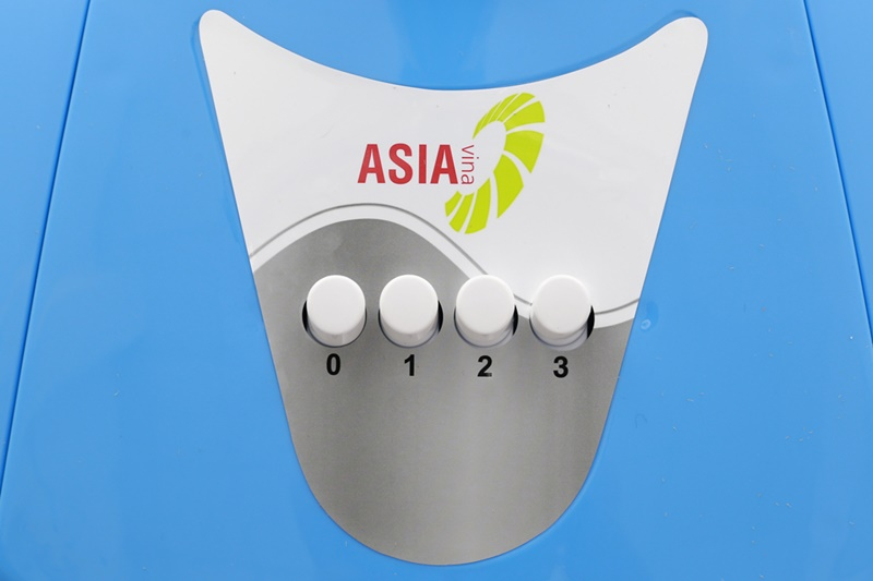 Quạt lửng Asia A16019 xanh lam