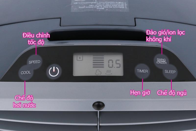 Dễ dùng - Máy làm mát không khí Honeywell CL30XC