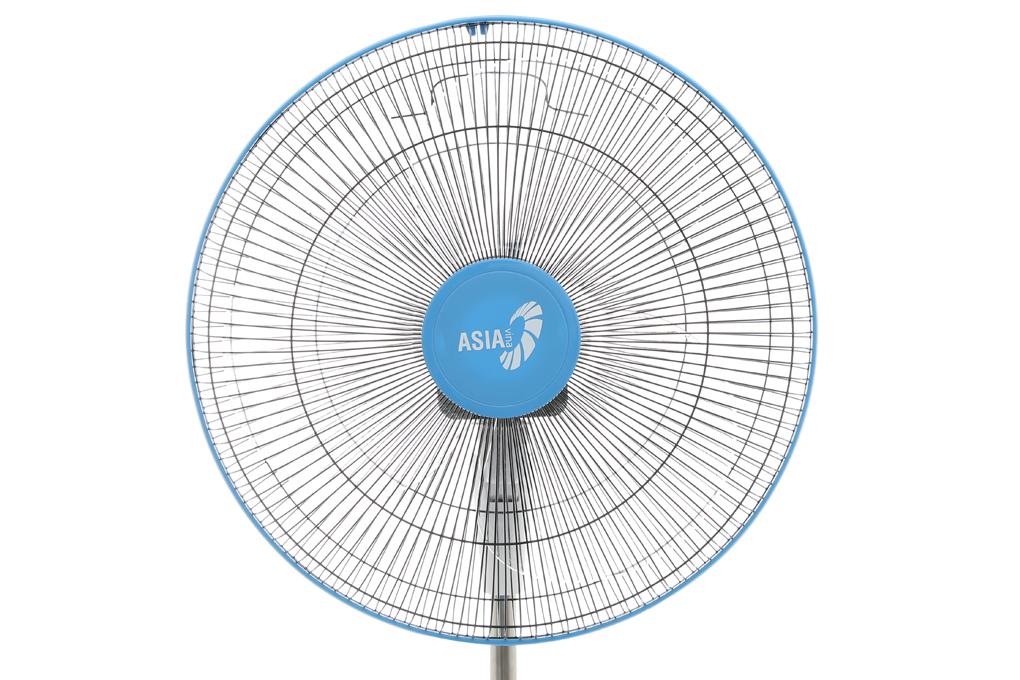 Công suất hoạt động mạnh mẽ 55 W kết hợp cánh quạt sải dài 40 cm làm mát nhanh - Quạt đứng Asia D16018-BV0