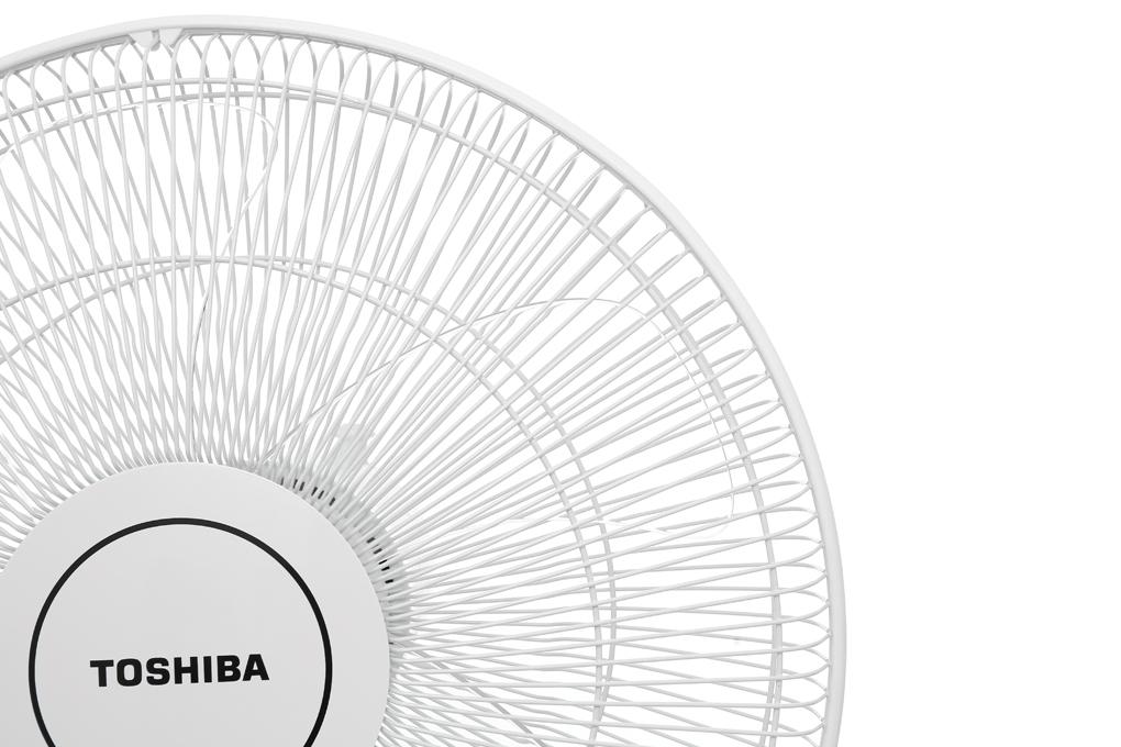Hộp quạt - Quạt đứng Toshiba F-LSA10(W)VN Trắng