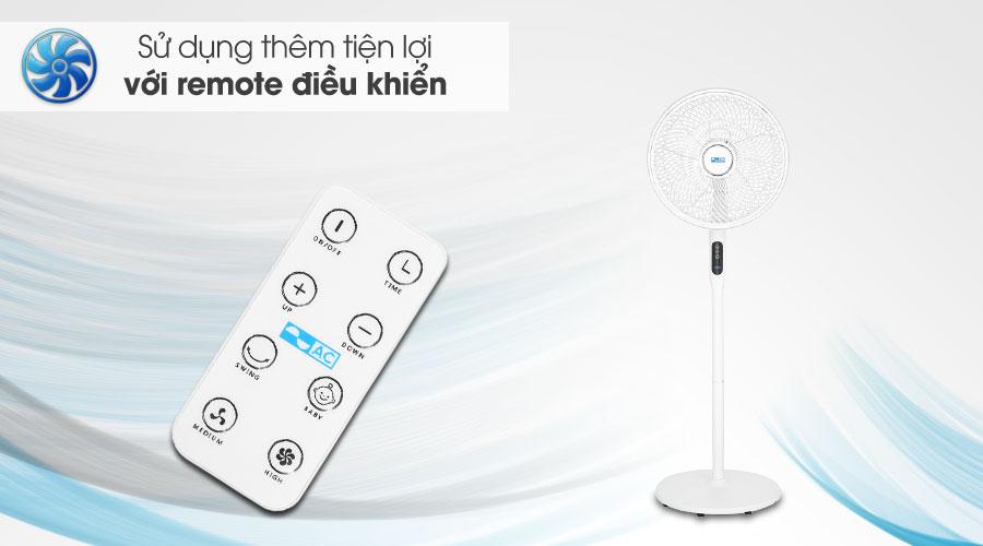 Remote - Quạt đứng AC ASF01D145 16W