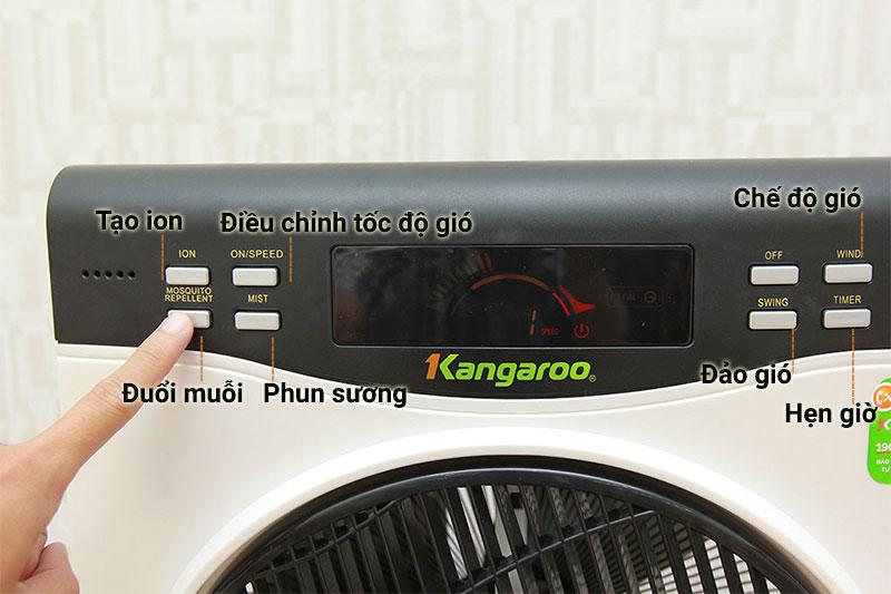 Quạt phun sương Kangaroo KG553