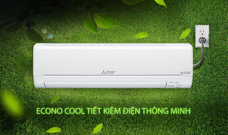 Máy lạnh Mitsubishi Electric MSY-GM18VA Econo Cool