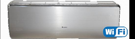 Máy lạnh Gree wifi inverter 1 HP GWC09UB-S6DNA4A
